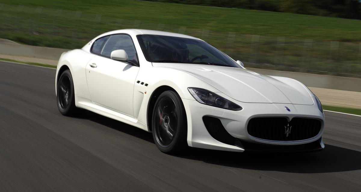 Essai Maserati Gran Turismo MC Stradale