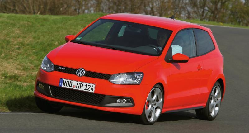 Essai Volkswagen Polo GTI