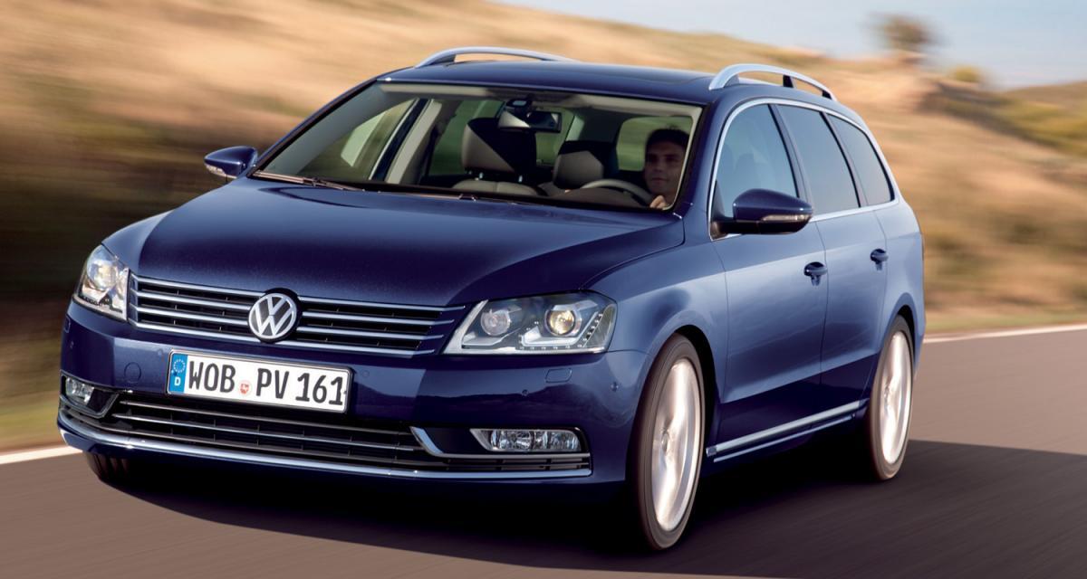 Essai vidéo de la nouvelle Volkswagen Passat