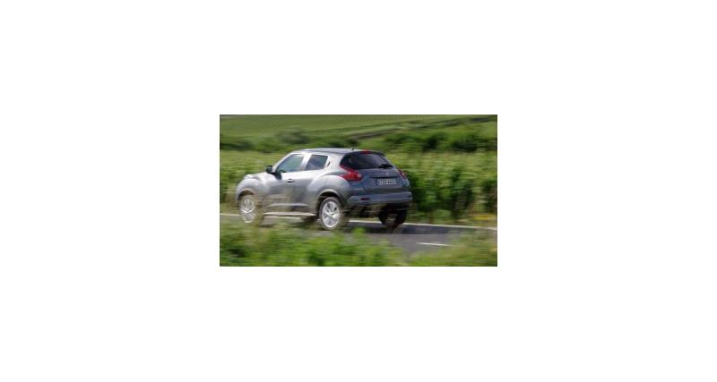 Contact : Nissan Juke 1.6 DIG-T
