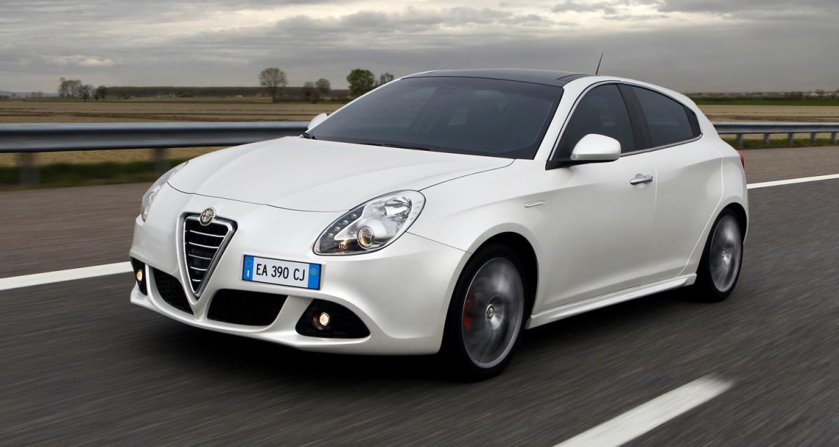 Vidéo Auto Moto : le 0 à 100 km/h à Montlhéry de l'Alfa Romeo Giulietta