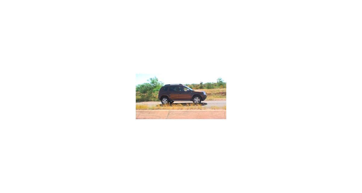 Essai vidéo du Dacia Duster
