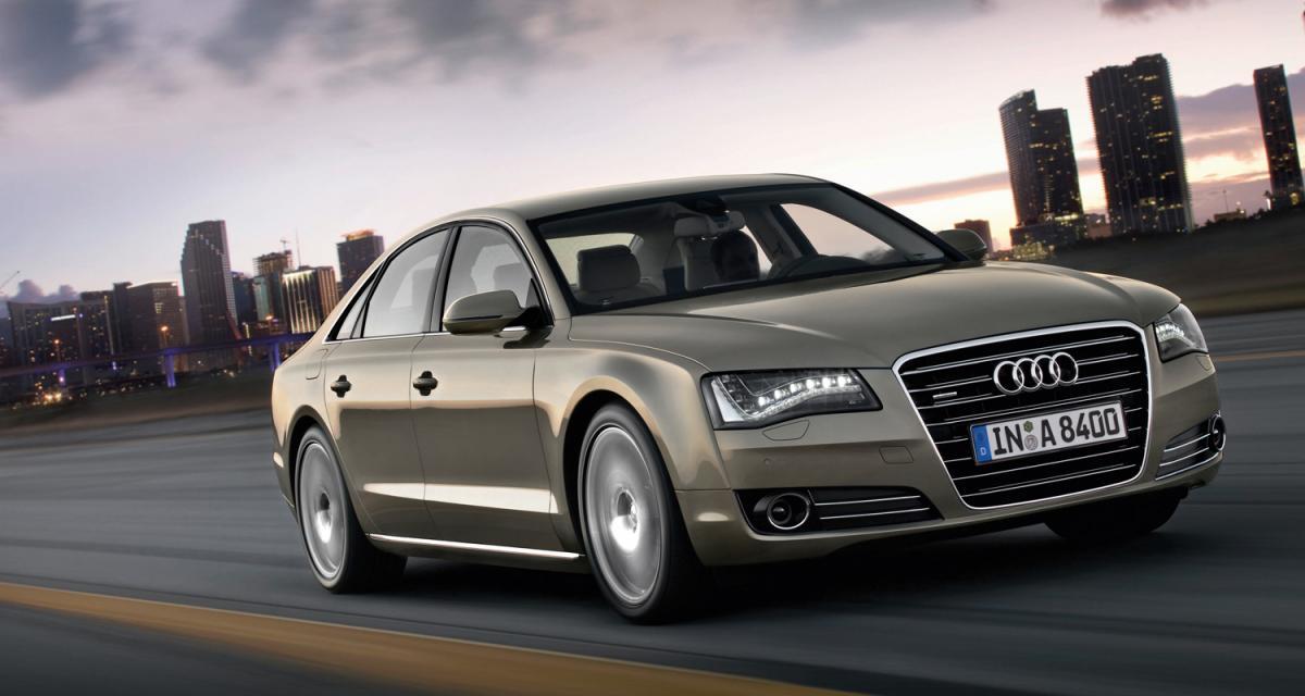 Essai vidéo de la nouvelle Audi A8