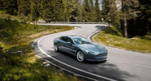 Essai Aston Martin Rapide