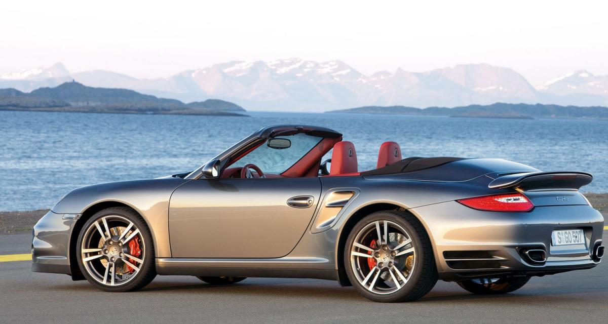 essai porsche 911 turbo cabriolet. Black Bedroom Furniture Sets. Home Design Ideas