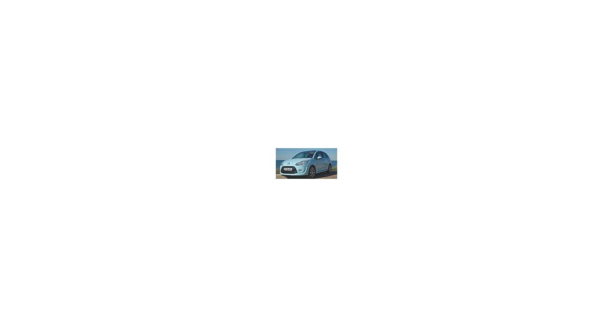 Essai vidéo de la nouvelle Citroën C3