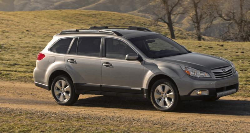 Essai Subaru Outback 2.0 D