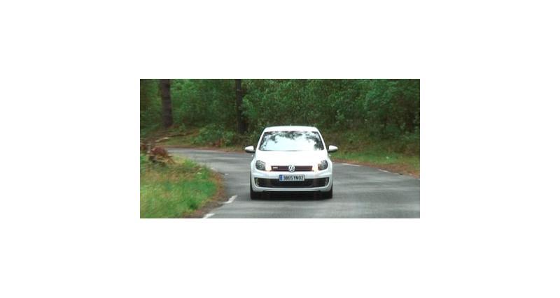 Essai vidéo de la Golf VI GTI