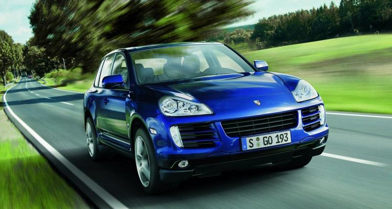 Essai Auto-Moto: Porsche Cayenne diesel