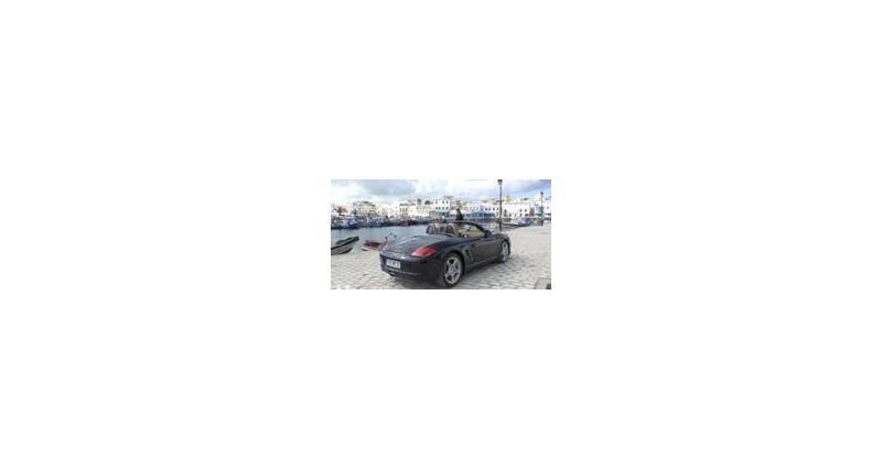 Essai vidéo Porsche Boxster et Cayenne Diesel