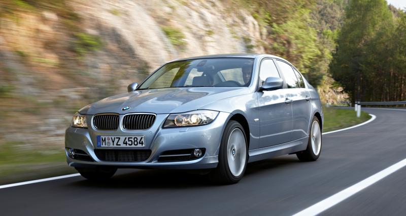 Essai : BMW 330d