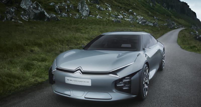 Citroën CXperience Concept : le luxe vu par la maison mère