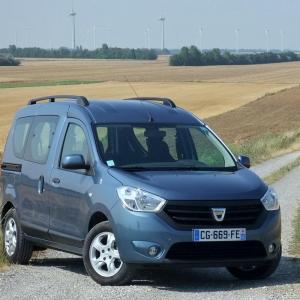 Essai Dacia Dokker 1.5 dCi 90
