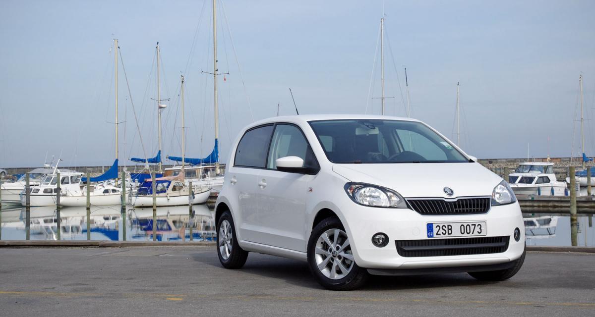 Essai : Škoda Citigo