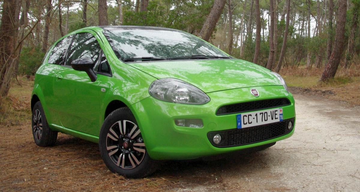 Essai : Fiat Punto (2012)
