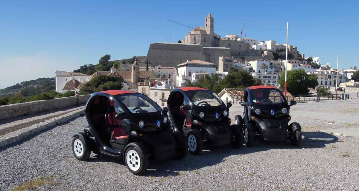 Essai Renault Twizy : audacieux et innovant