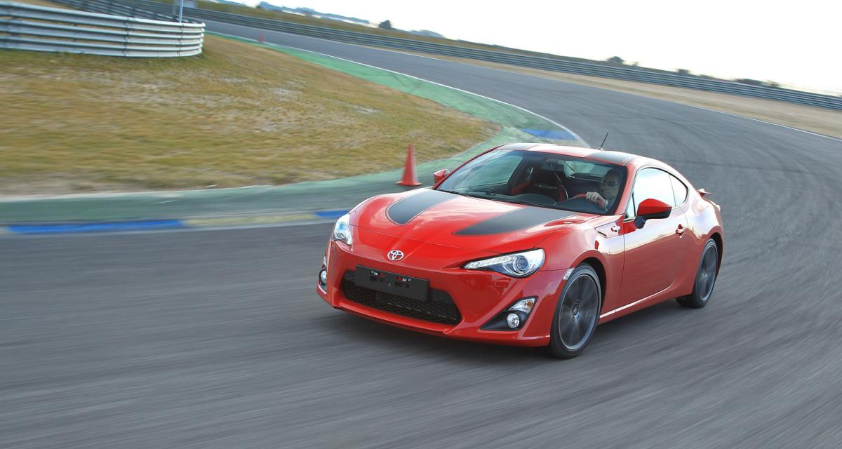 "Essai Toyota GT 86 : ""Je l'ai conduit sur le circuit de Jarama"""
