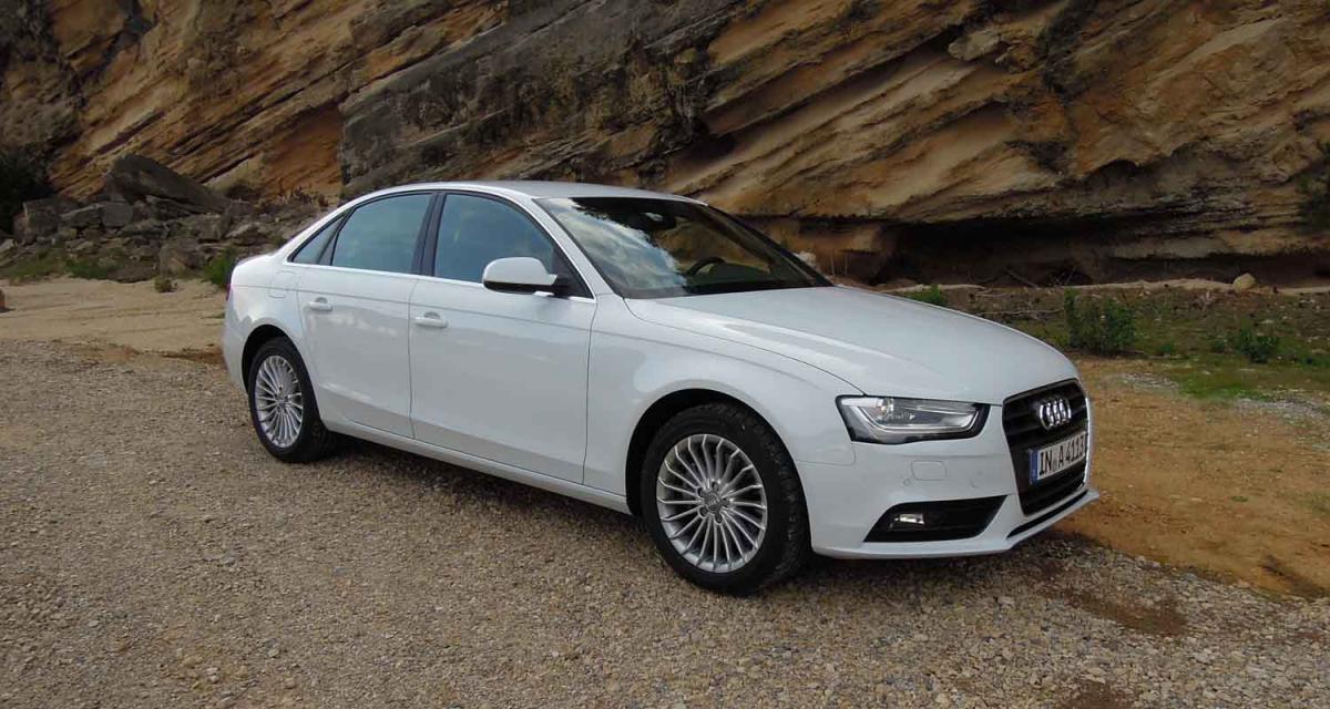 Essai : Audi A4 restylée