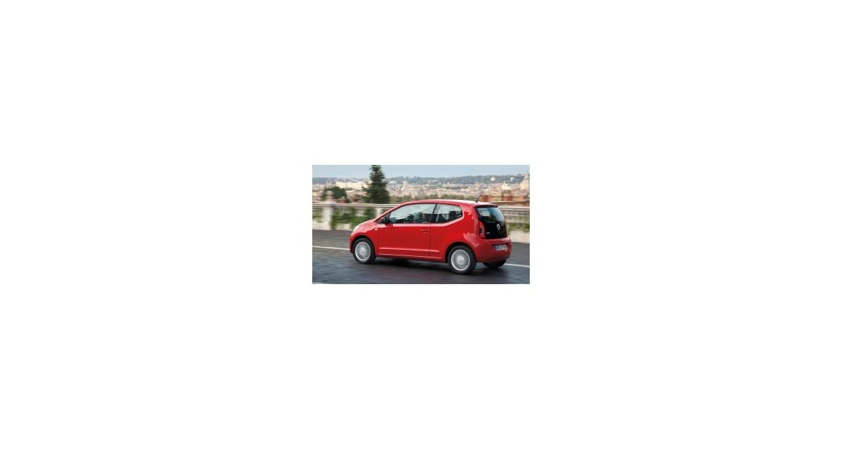 Essai : Volkswagen up!