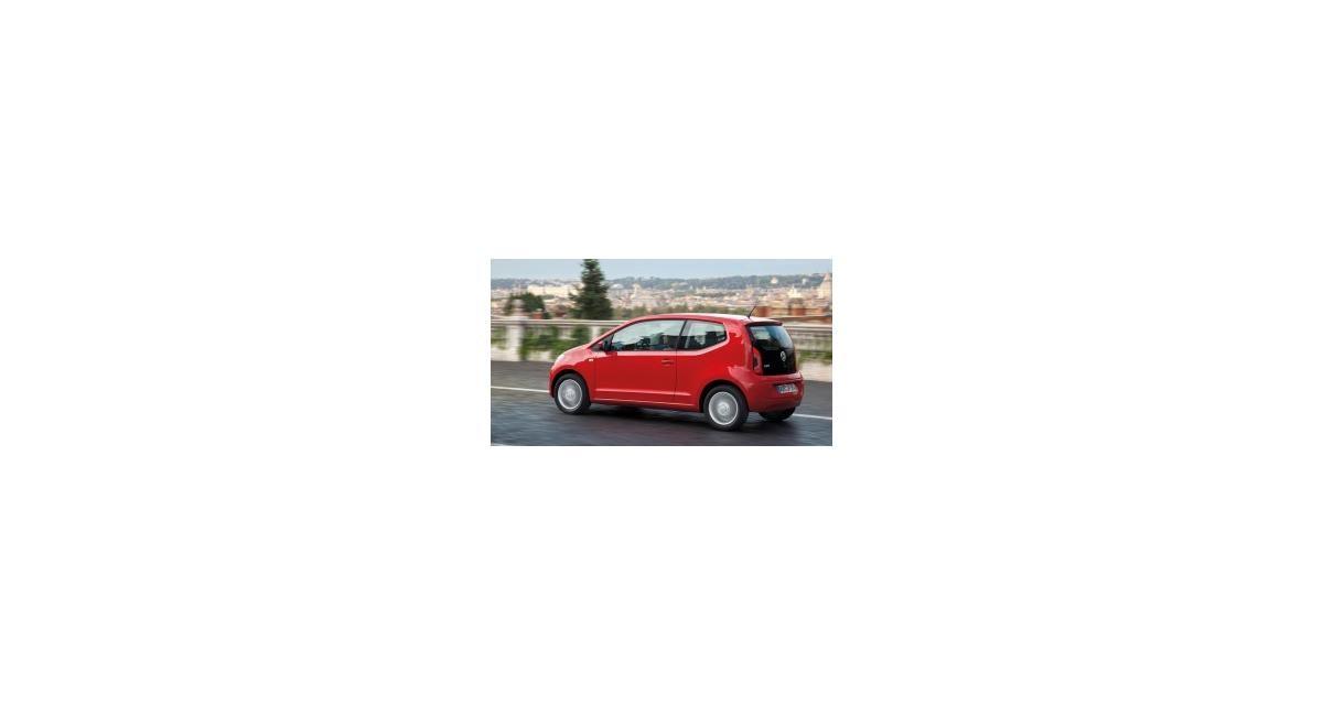 Essai : Volkswagen up!