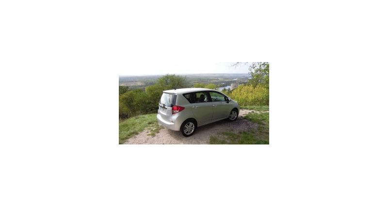 Essai : Subaru Trezia 1.4 D