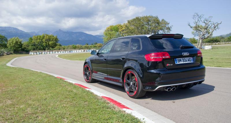 Contact : Audi RS 3 Sportback