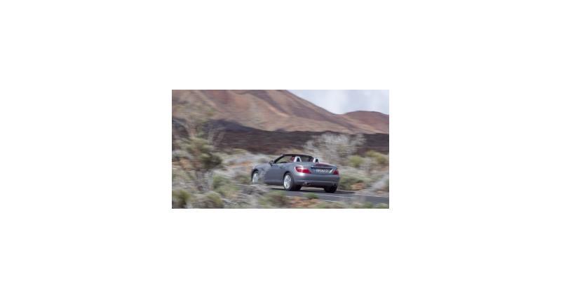Contact : Mercedes SLK 250 BlueEfficiency