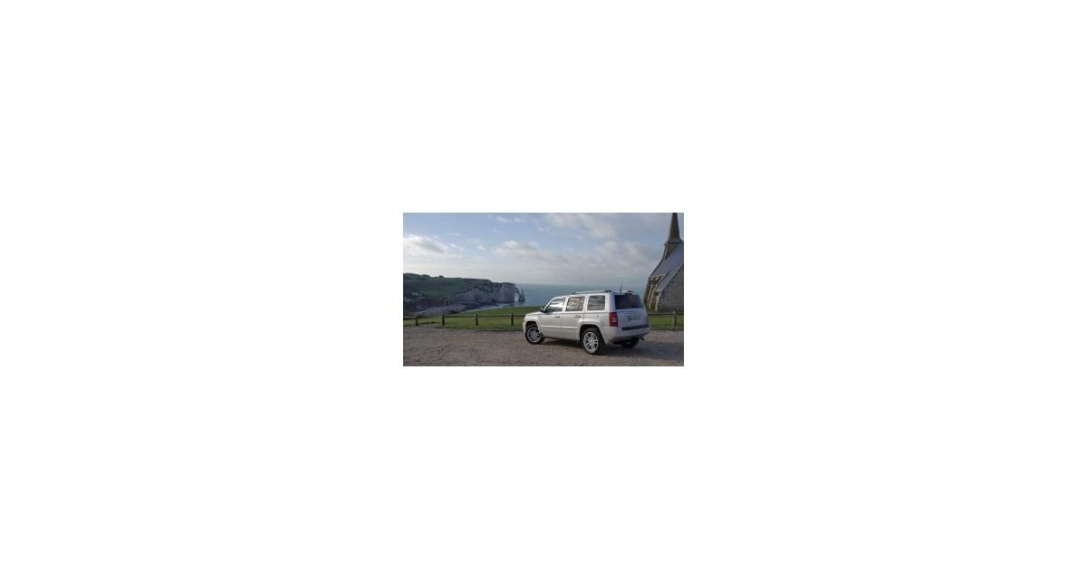 Contact : Jeep Patriot 2.2 CRD