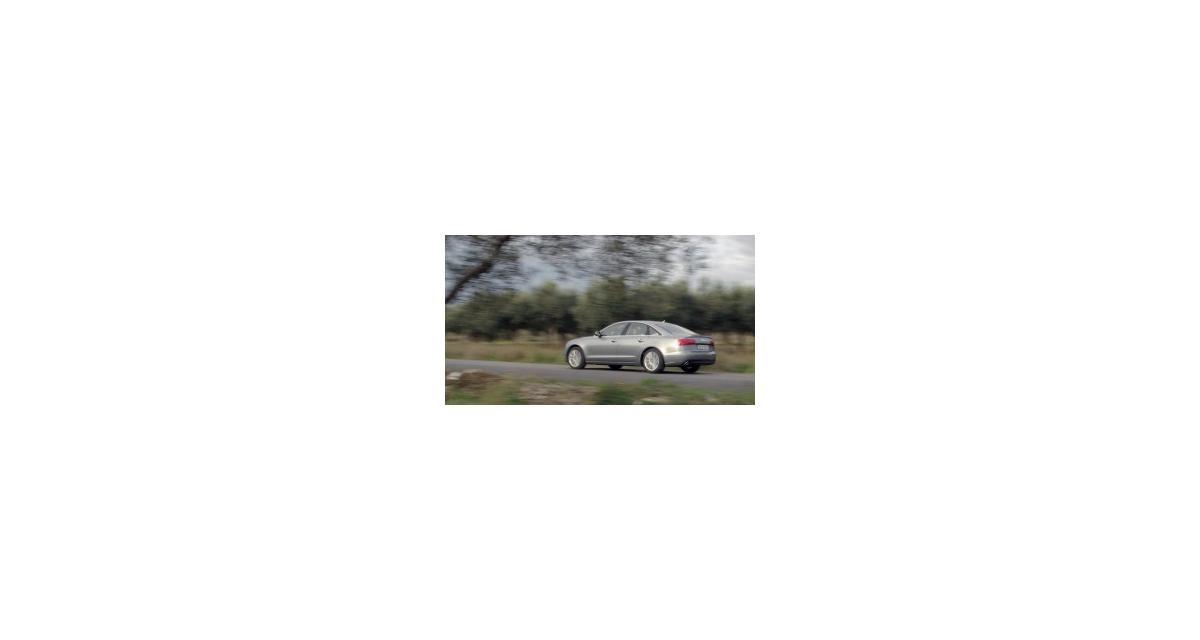 Essai : Audi A6 3.0 TDI 204 ch et 245 ch