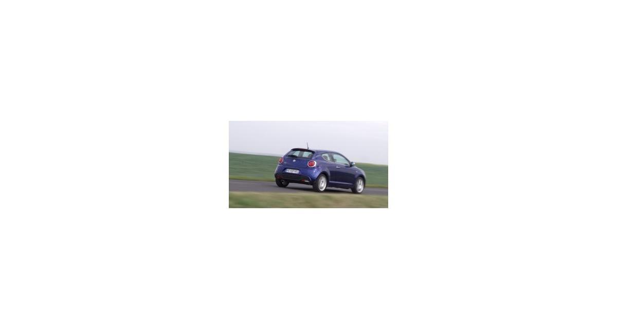 Contact : Alfa Romeo MiTo 1.4 MultiAir TCT