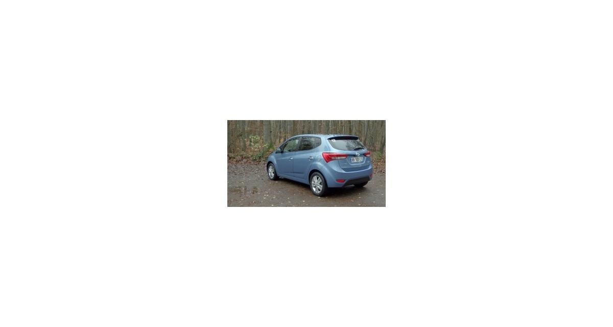 Contact : Hyundai iX20 1.4 CRDi 90 Blue Drive