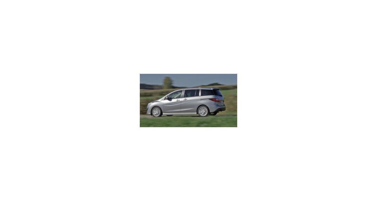 Contact : Mazda5 2.0 DISI