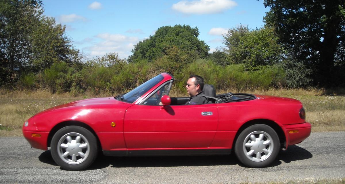 Mazda MX-5 NA : plaisir à l'ancienne