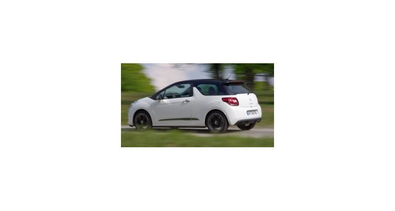 Contact : Citroën DS3 THP 156