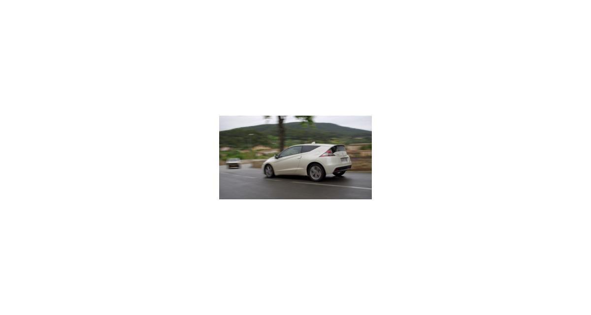 Contact : Honda CR-Z