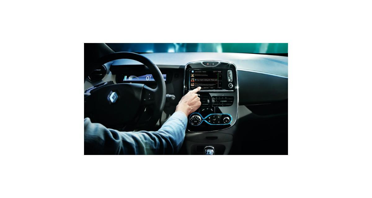 4G : Renault et Orange planchent sur le haut débit en voiture