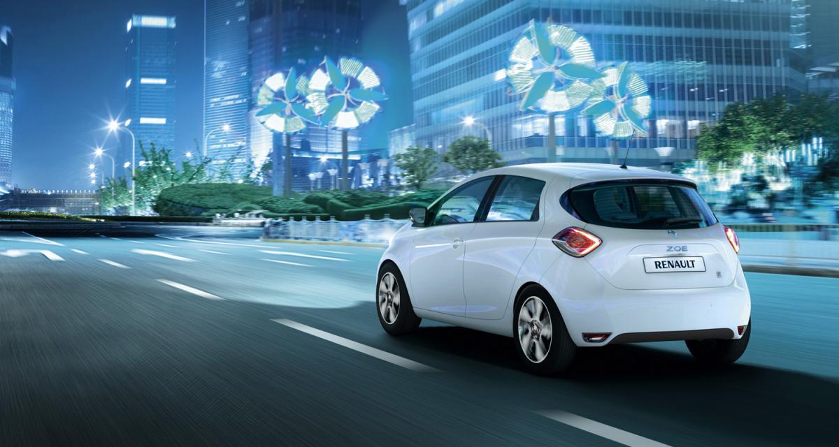 Renault se met à l'hybride
