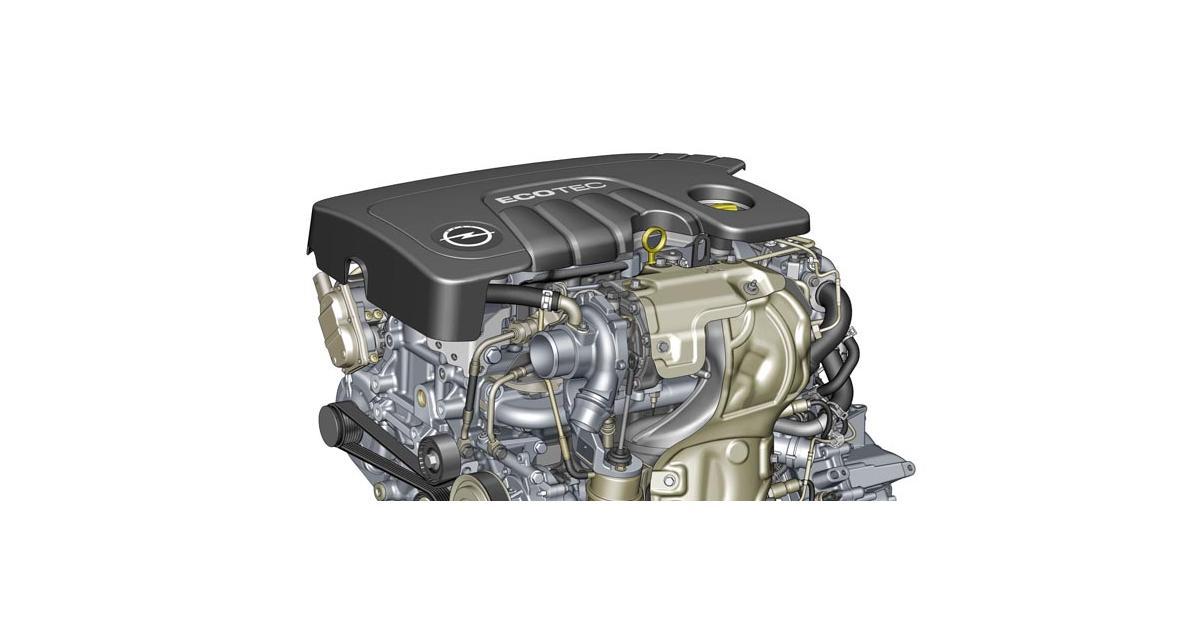 Un nouveau moteur 1.6 Diesel 136 ch chez Opel