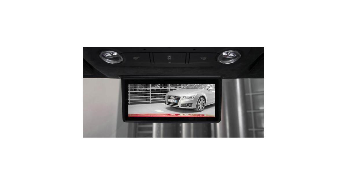 Audi : un écran à la place du rétroviseur