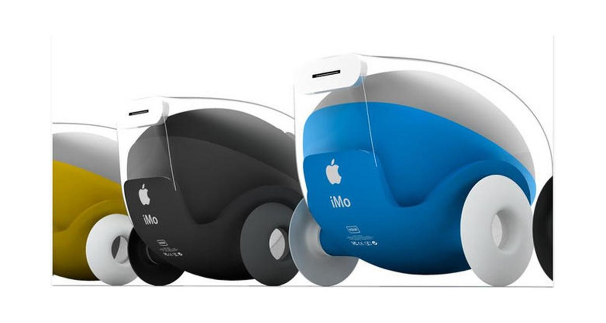L'Apple iCar refait surface