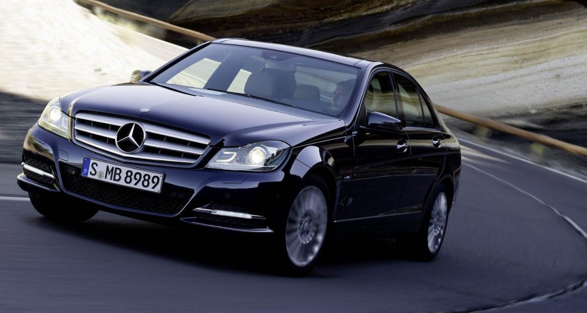La Mercedes Classe C réduit la voilure