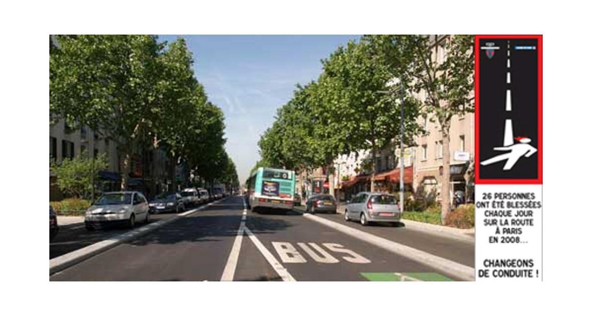 Radars anticollision : protéger cyclistes et piétons