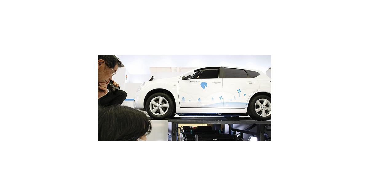Renault électrique : un partenaire de choix