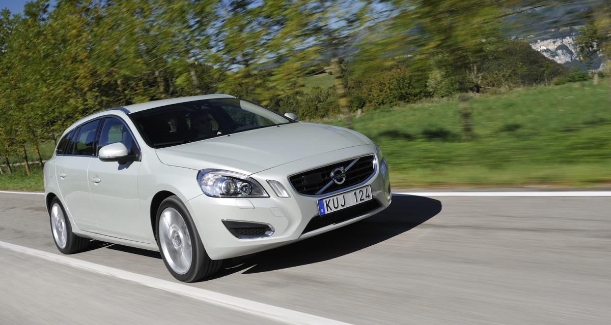 Volvo planche sur un système contre les accidents avec le grand gibier