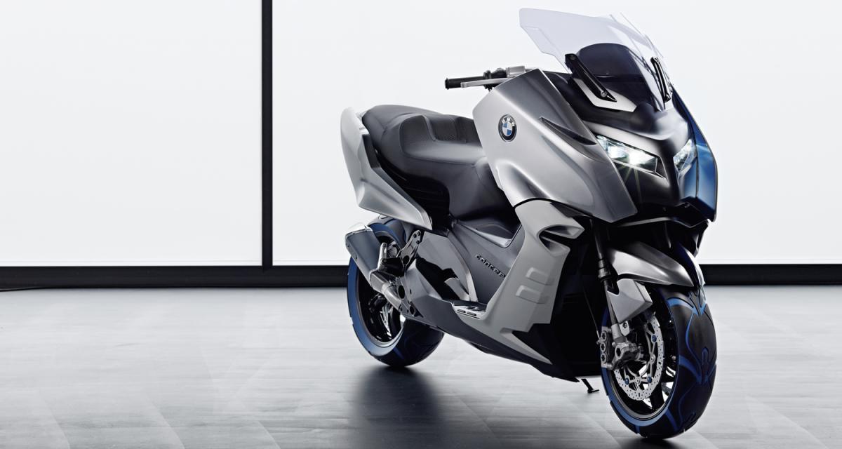 BMW Concept C : nouveaux horizons