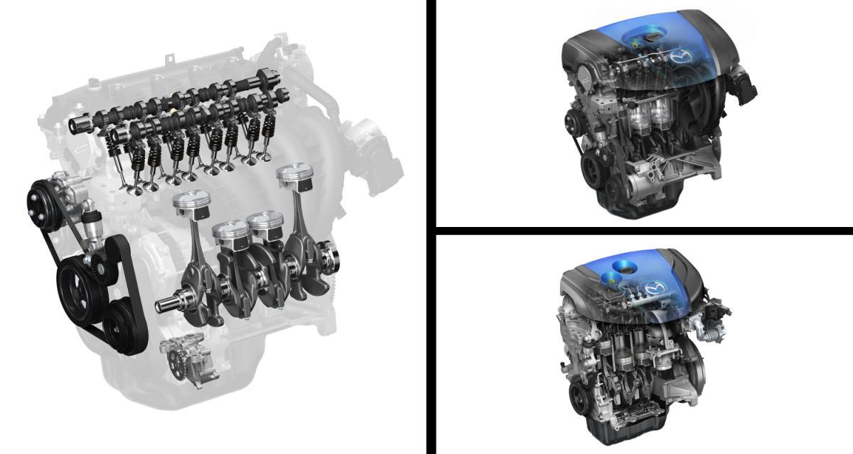 Mazda va lancer des moteurs ultra-sobres