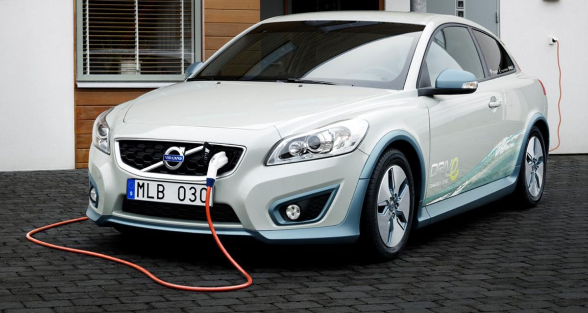 Volvo : la carrosserie comme batterie