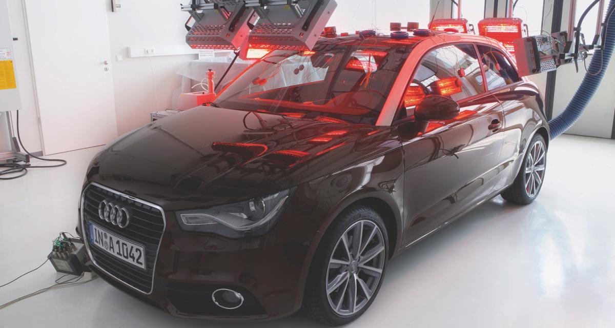 Audi : la qualité au bout du nez