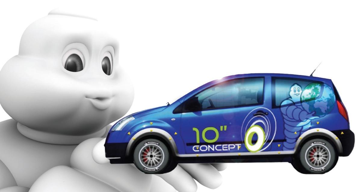 Michelin : le Bibendum passe au 10 pouces
