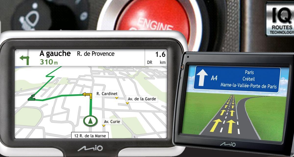 GPS Mio : à l'attaque de TomTom